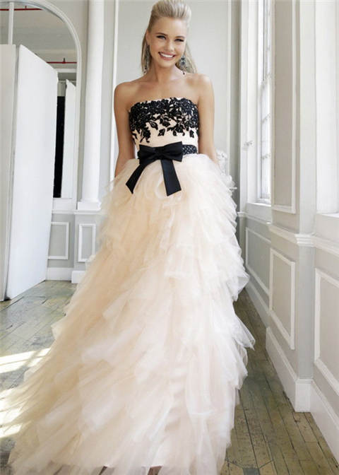 cheap ball gown prom dressesshopping from dresstrend2014